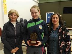 1st Year Student Wins Irish Maths Teachers Association Regional Final