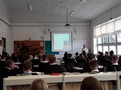 6th Year - NUIG presentation