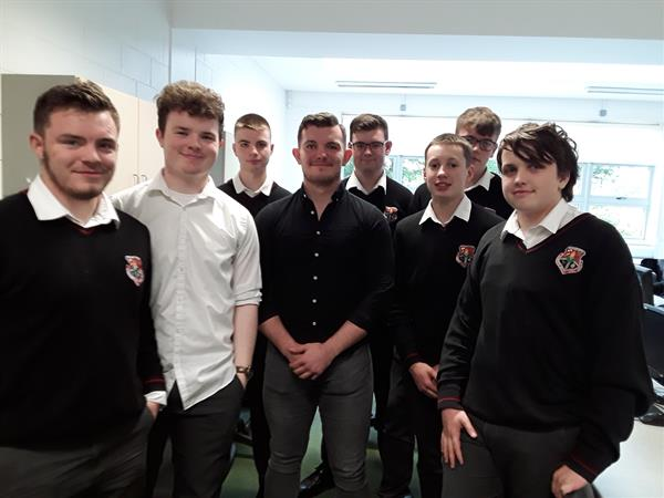 Past Pupil shares 3rd Level experience
