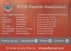 Kildare Town Community School Parents