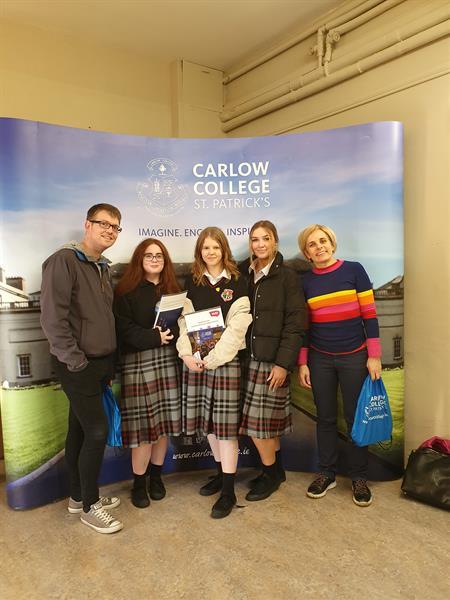 IT Carlow / Carlow College trip