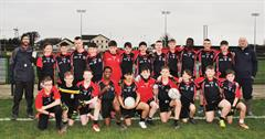 KTCS wins Br. Hubert Shield Final in GAA