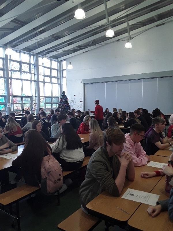 Past Pupil Third Level Speed Dating Event