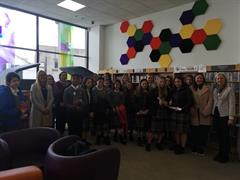 Literacy in KTCS and World Book Day