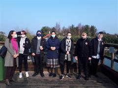 Acorn students visit Kildare Farm Foods