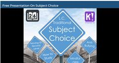 Subject Choice for the Leaving Cert- things to consider