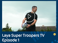 1st Year KTCS Student Presents Layla Super Troopers